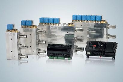 The Danfoss Multi Ejector range for CO₂ refrigeration: design